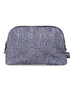 National Trust Wash Bag, Barrington, Navy