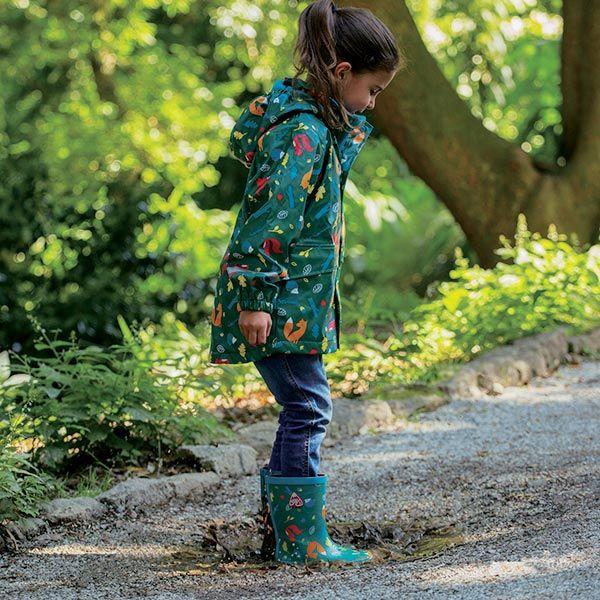 National Trust Frugi Woodland Wanders Puddle Buster Wellington Boots