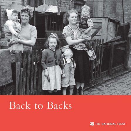 National Trust Back to Backs Guidebook