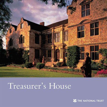 National Trust Treasurer's House Guidebook