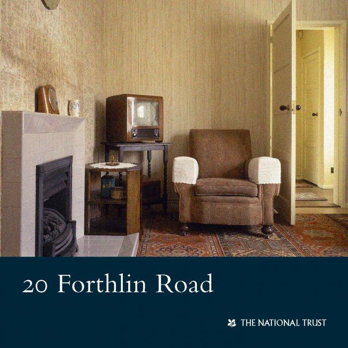 National Trust 20 Forthlin Road Guidebook