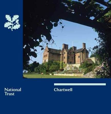National Trust Chartwell Guidebook - Churchill Edition