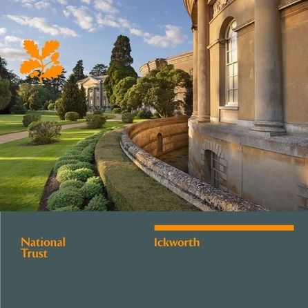 National Trust Ickworth Guidebook