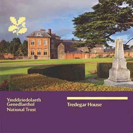 National Trust Tredegar House Guidebook