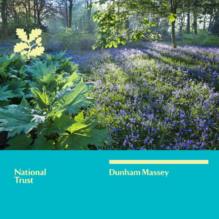 National Trust Dunham Massey Guidebook