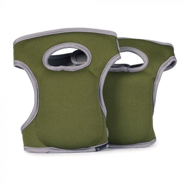 Kneelo Gardening Knee Pads, Moss Green