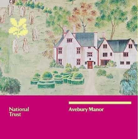 National Trust Avebury Manor Guidebook