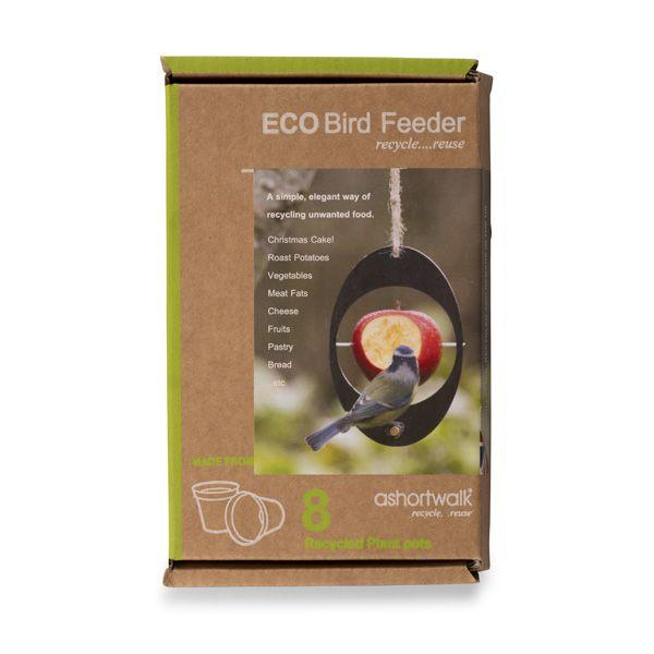 Recycled Plastic Bird Feeder