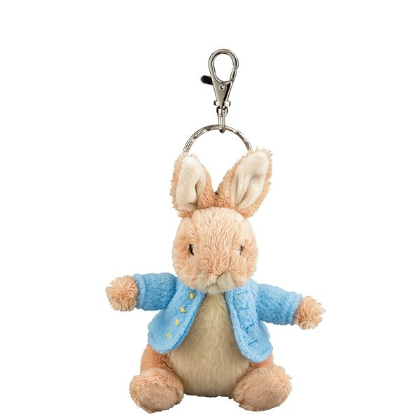 Peter Rabbit Keyring