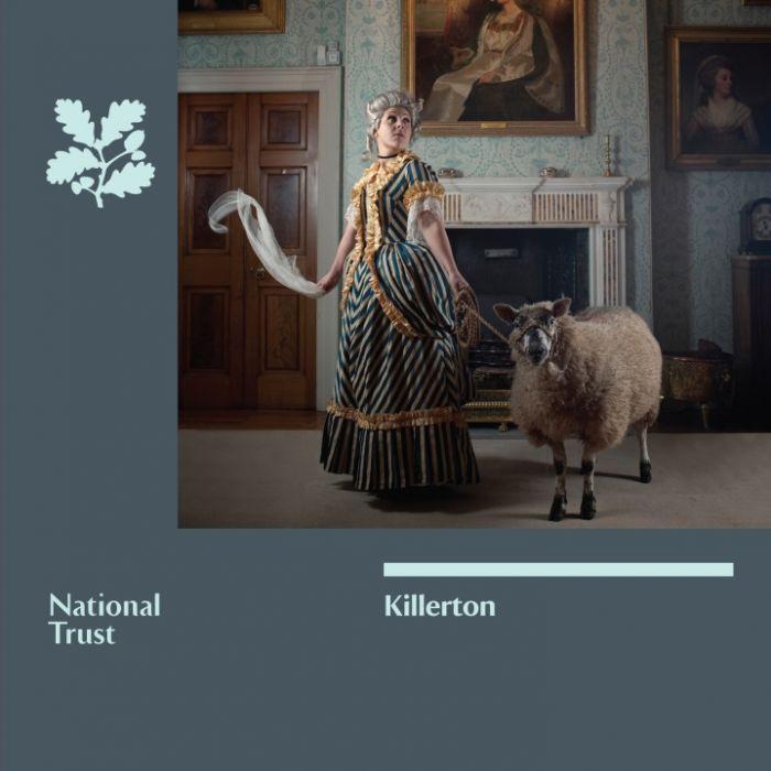 National Trust Killerton Guidebook
