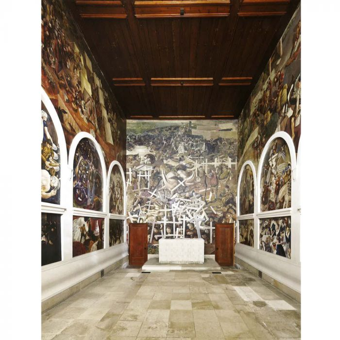 Stanley Spencer, Heaven in a Hell of War