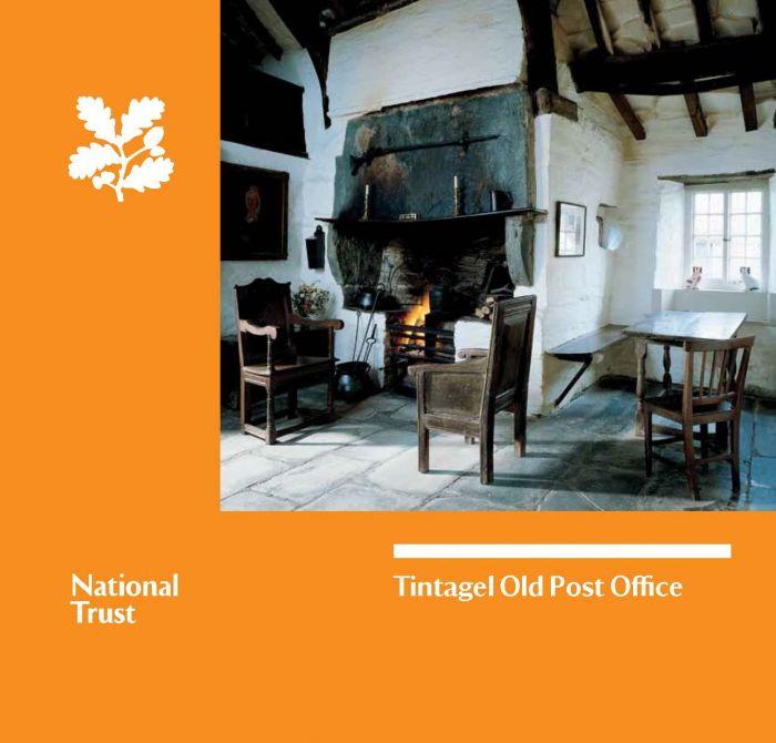 National Trust Tintagel Guidebook