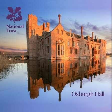 National Trust Oxburgh Hall Guidebook