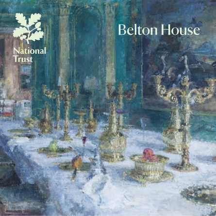 National Trust Belton House Guidebook