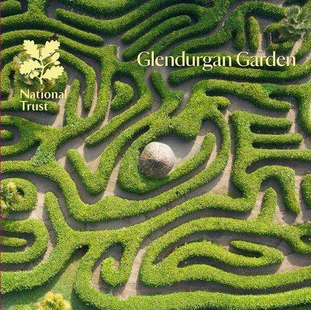 National Trust Glendurgan Garden Guidebook