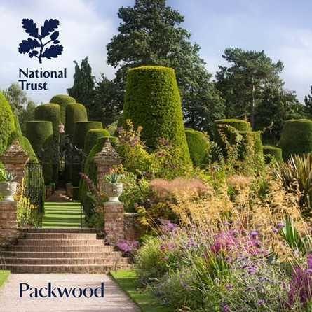 National Trust Packwood Guidebook