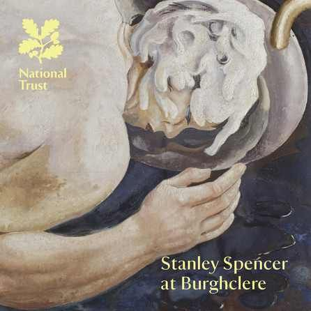 National Trust Stanley Spencer at Burghclere
