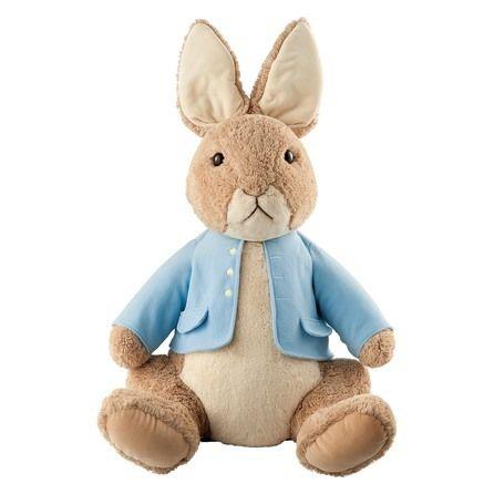Beatrix Potter Peter Rabbit Jumbo Soft Toy