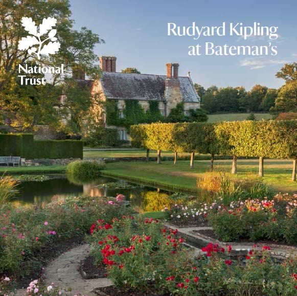 National Trust Rudyard Kipling at Bateman's Guidebook