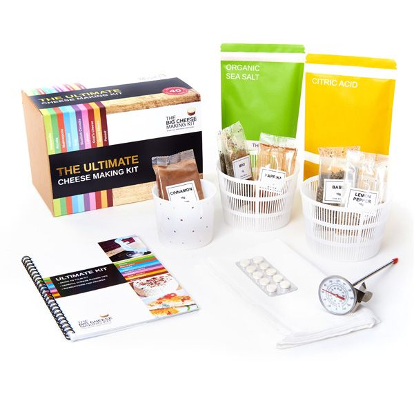 Ultimate Cheese Making Kit