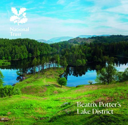 National Trust Beatrix Potter's Lake District Guidebook