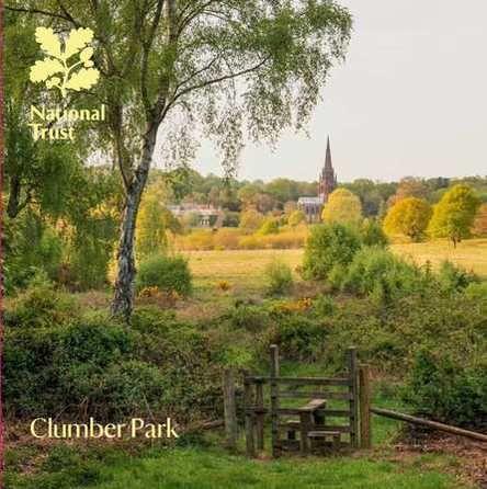 National Trust Clumber Park Guidebook