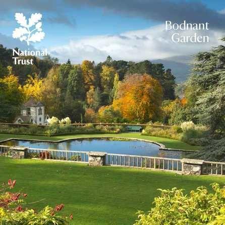 National Trust Bodnant Garden Guidebook
