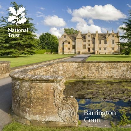National Trust Barrington Court Guidebook