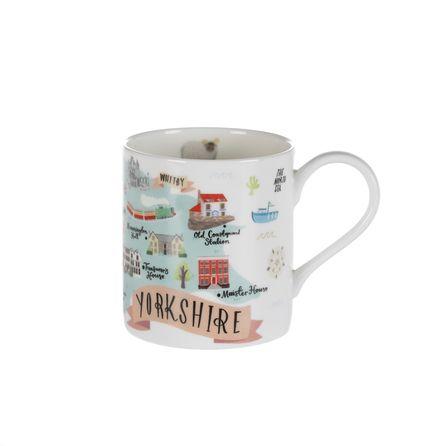 National Trust Yorkshire Mug