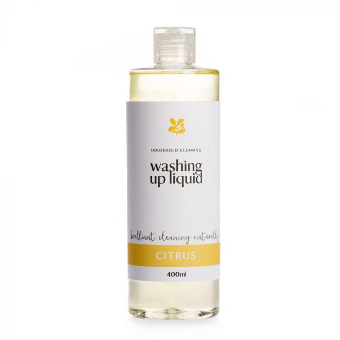 National Trust Organic Washing Up Liquid, Citrus