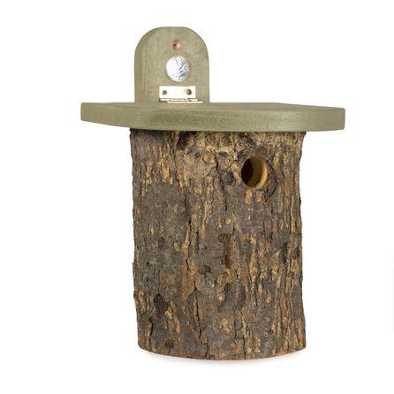 National Trust Log Bird House, Wicken Fen Collection
