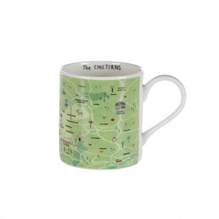 National Trust The Chilterns Mug