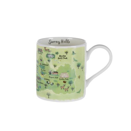 National Trust Surrey Hills Mug