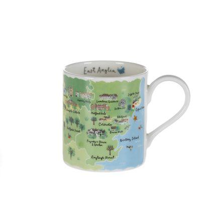 National Trust East Anglia Mug