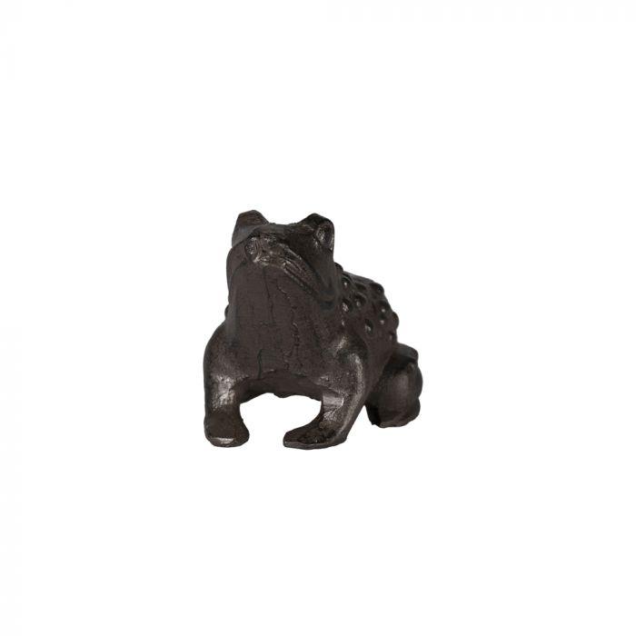 Cast Iron Sculpture, Frog