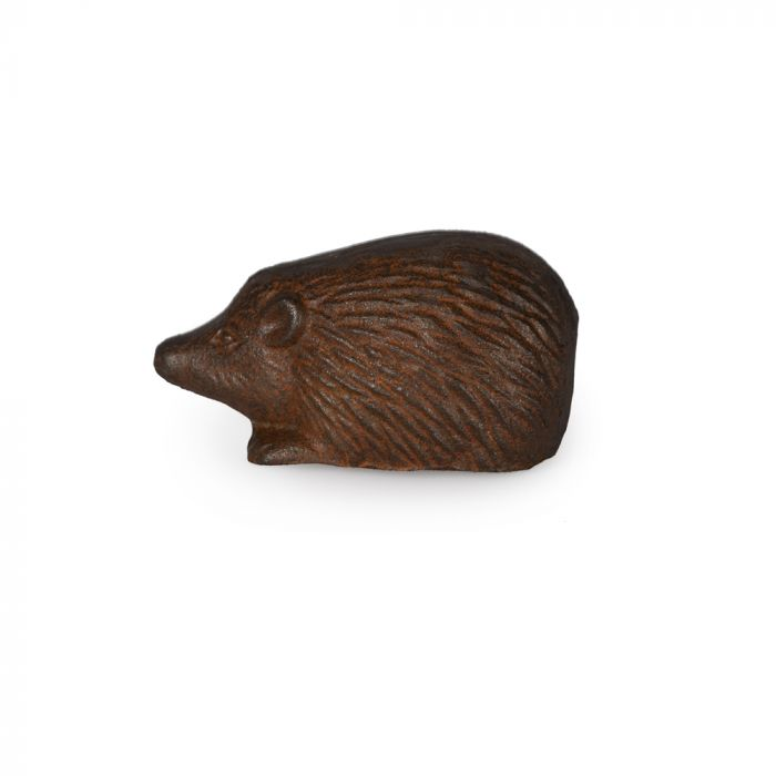Cast Iron Sculpture, Hedgehog