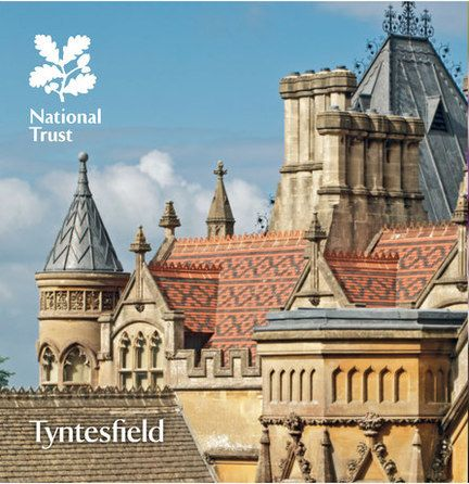 National Trust Tyntesfield Guidebook