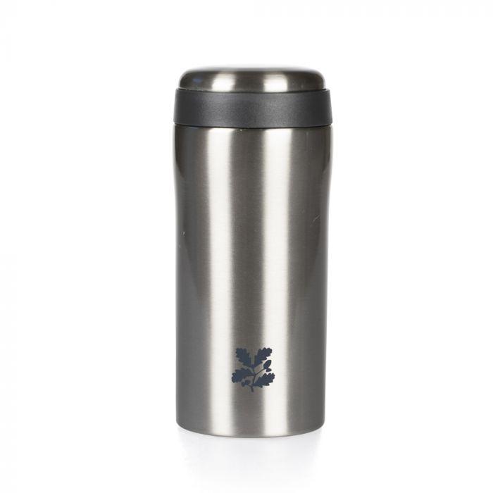 National Trust Thermal Mug, Silver