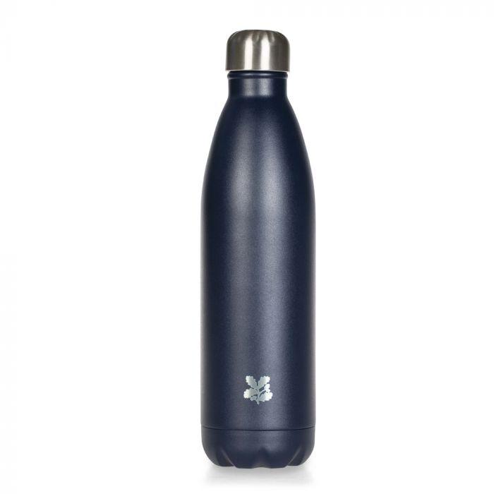 National Trust Thermal Bottle - Navy