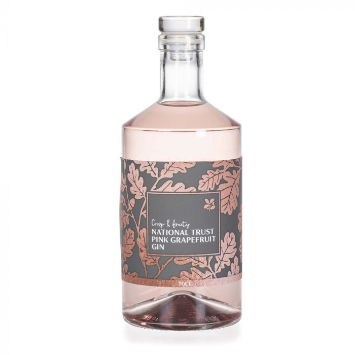National Trust Pink Grapefruit Gin