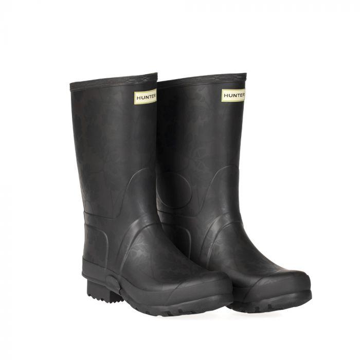 National Trust Hunter Men's Field Gardener Boots, Sea Shade