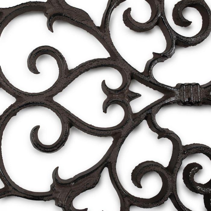 Cast Iron Doormat, Small