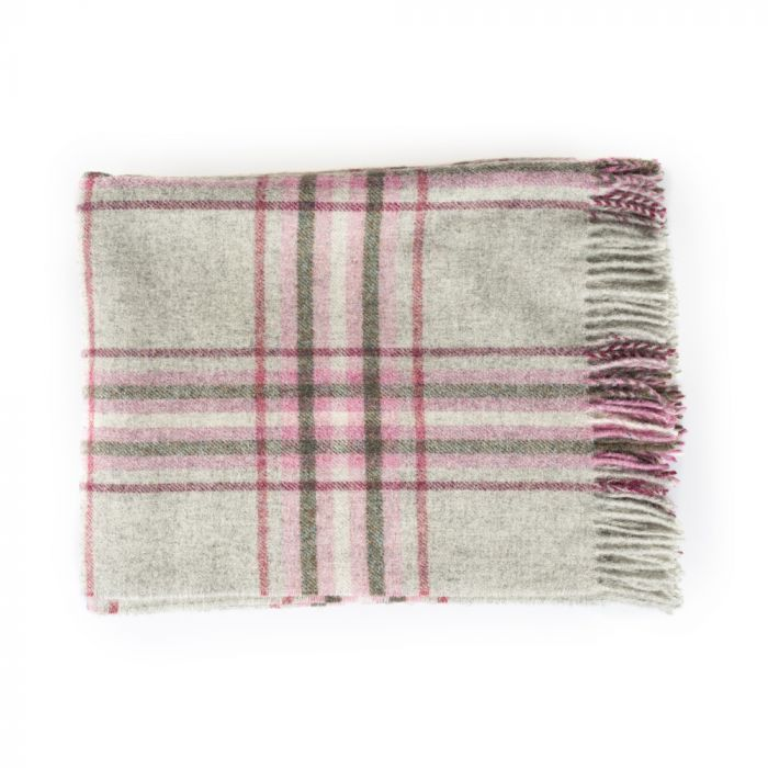 Bronte by Moon for National Trust Throw, Mottisfont