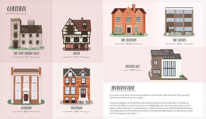 Homes Through History