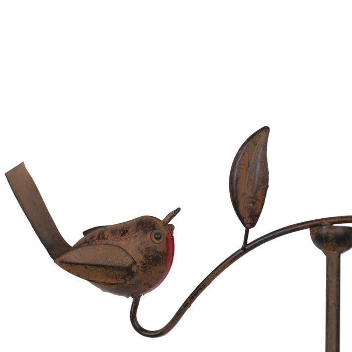Robin Balancing Plant Stake