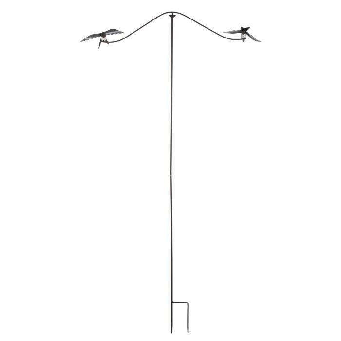 Balancing Swallows Plant Stake