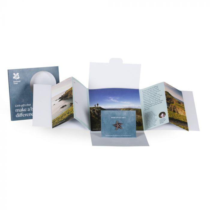 Small Wonder Gift, Coastal Footpaths