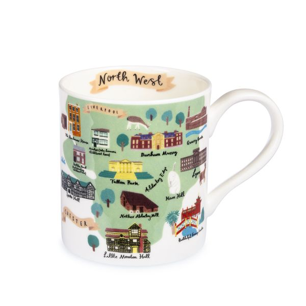National Trust North West Mug