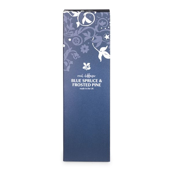 National Trust Blue Spruce and Frosted Pine Reed Diffuser