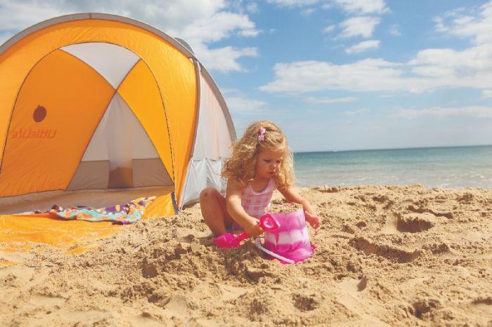 Family Beach Shelter